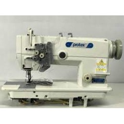Máquina Pespontadeira Industrial Convencional 1/4 Bitola Alternada Marca Protex  TY B875-5