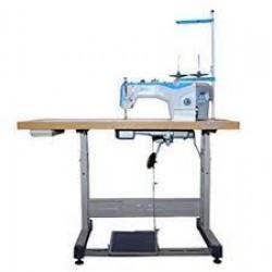 Máquina de Costura Reta Industrial Semi-Eletrônica Marca Jack A2